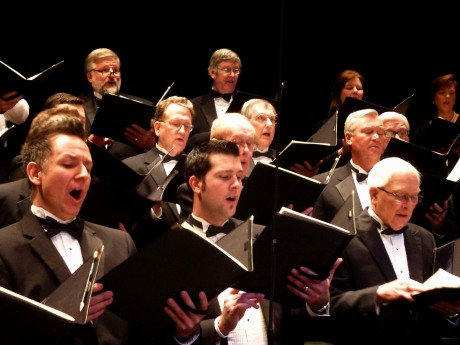Christmas with Griffin Choral Arts