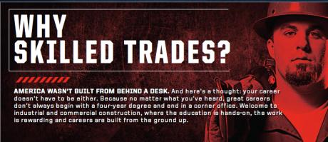 Screenshot from the Go Build Georgia website