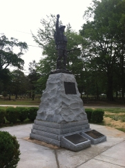 The Lost Soldiers monument