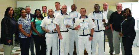 inmate graduates rtp