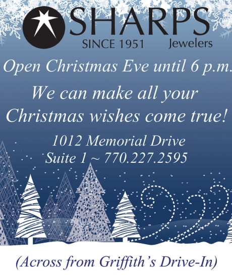 Sharp's Christmas '18 final Christmas Eve