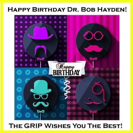 Dr. Bob Hayden