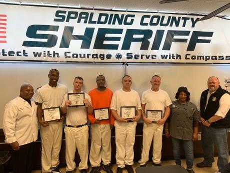 SCSO Inmate Graduation